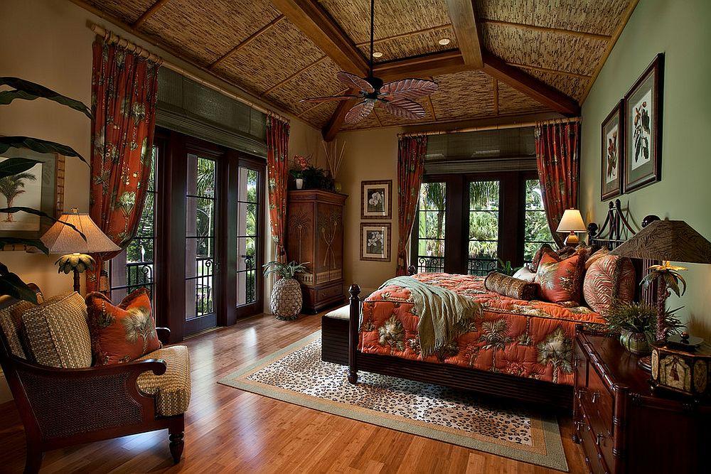 30 best tropical bedroom ideas trendy