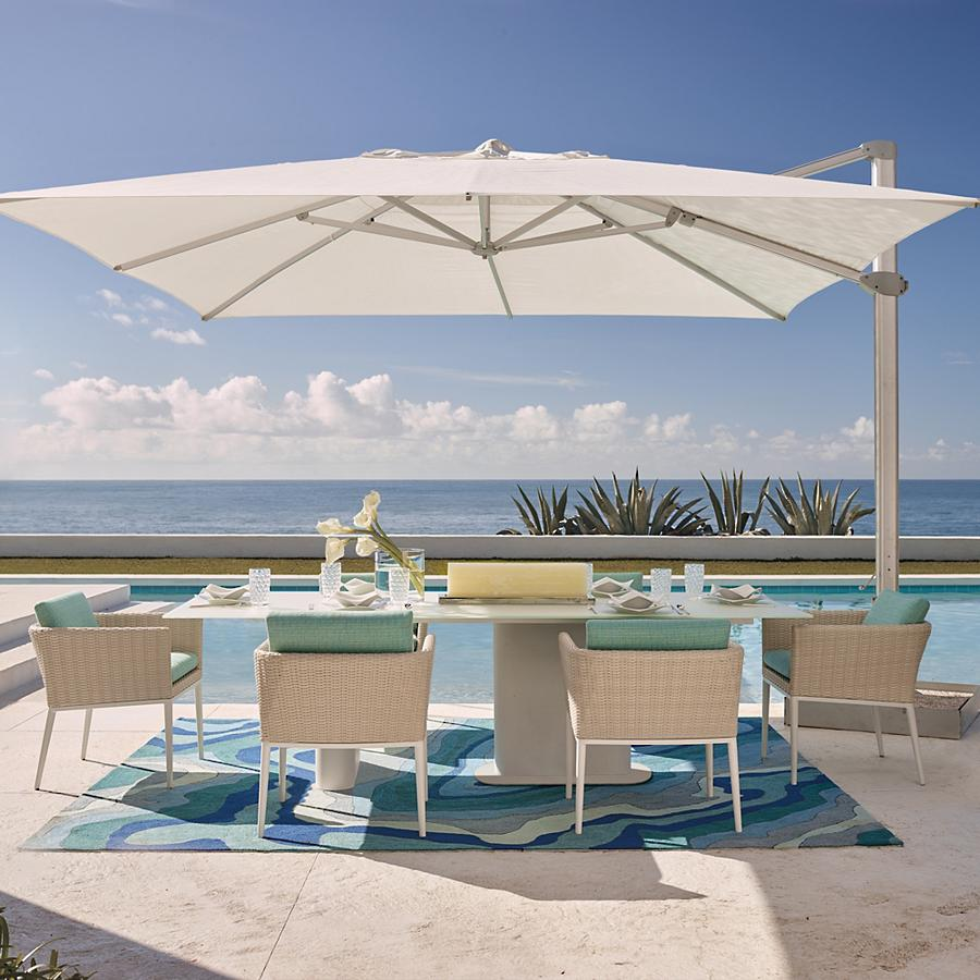 3 outdoor design styles featuring patio