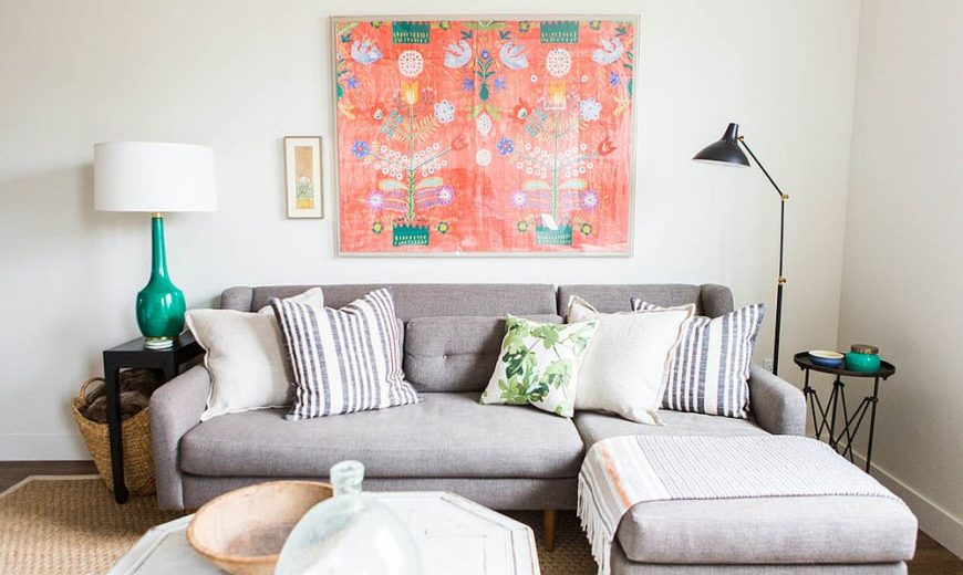 25 exquisite gray couch ideas for your