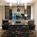 Gorgeous Marble Top Dining Tables Falling In Love With Polished Panache