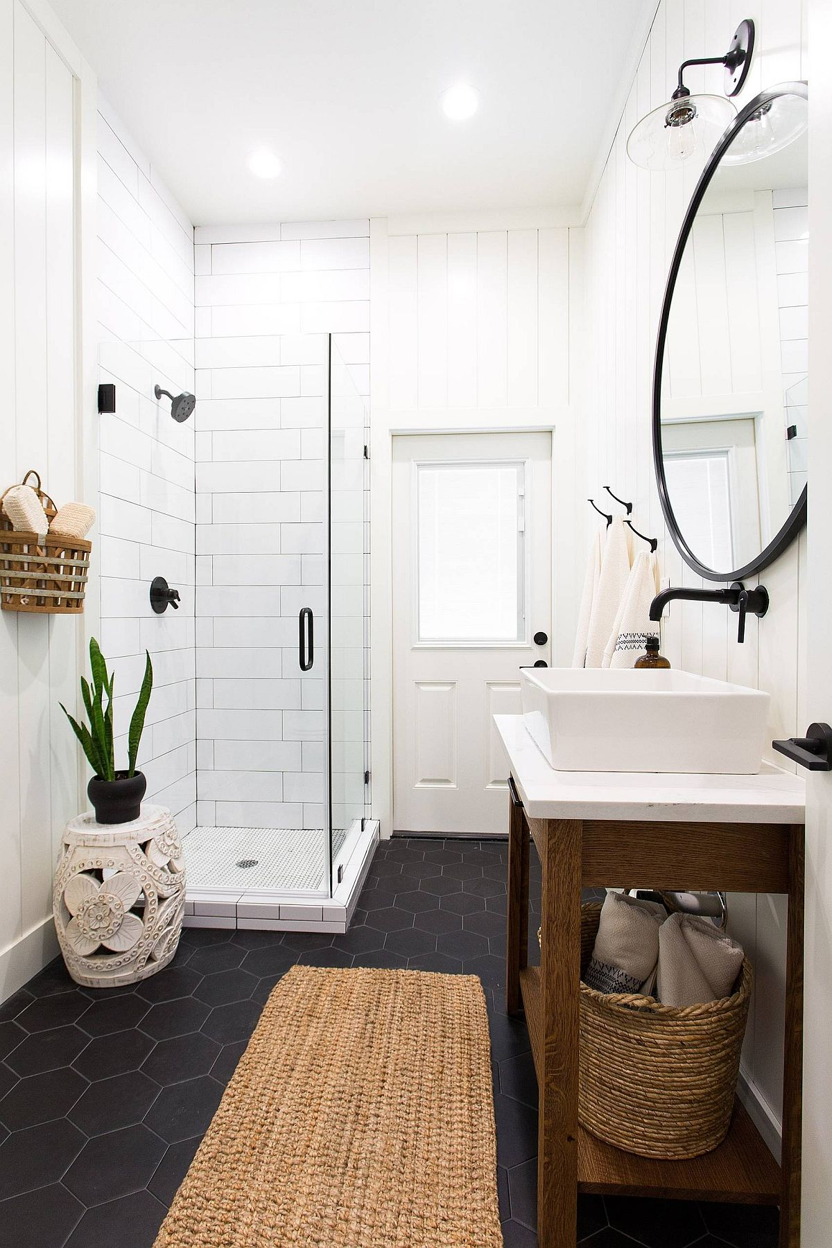give your home a sparkling black floor