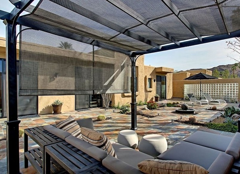 patio shade ideas enjoy the outdoors