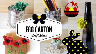 100 Egg Carton Crafts Christmas Transportation