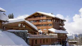 100 Hotels Courchevel U0027apog