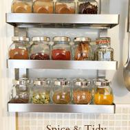 100 Kitchen Spice Organization Ideas Magnetic