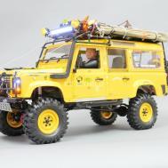 100 Land Rover Camel Return Trophy U2013