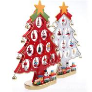 100 Wooden Christmas Ornament Collection Laser
