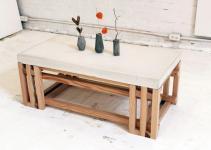 101 Simple Diy Coffee Table Plans