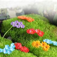 10pcs Fairy Miniature Bonsai Craft Garden Landscape Moss