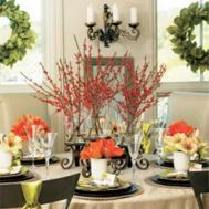 2011 Christmas Decorating Ideas Furniture Home