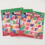26pcs Teaching Alphabet Toy Plastic Fridge Toddler Kid