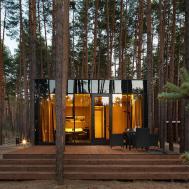 32sqm Small Cubic House Design Idea Prefabricated