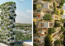 384ft Tall Apartment Tower World First Vertical