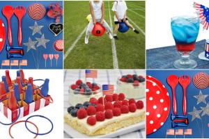 4th July Party Ideas Fun Games Planning Themes