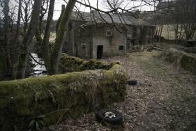 Abandoned Slaughter House Meltham Ash