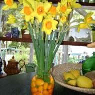 Adorable Easter Flower Arrangement Ideas
