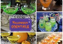 Adult Halloween Cocktails Zebra Celebrations