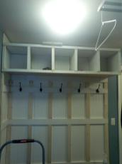 Alex Haralson Laundry Room Mudroom Makeover