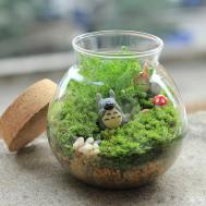 Aliexpress Buy Plastic Diy Fake Moss Miniature