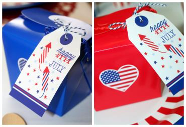 All American 4th July Celebration Anders Ruff Custom