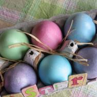 All Natural Easter Egg Dye Recipes Harvest