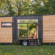 Alpha Tiny House New Frontier Hiconsumption