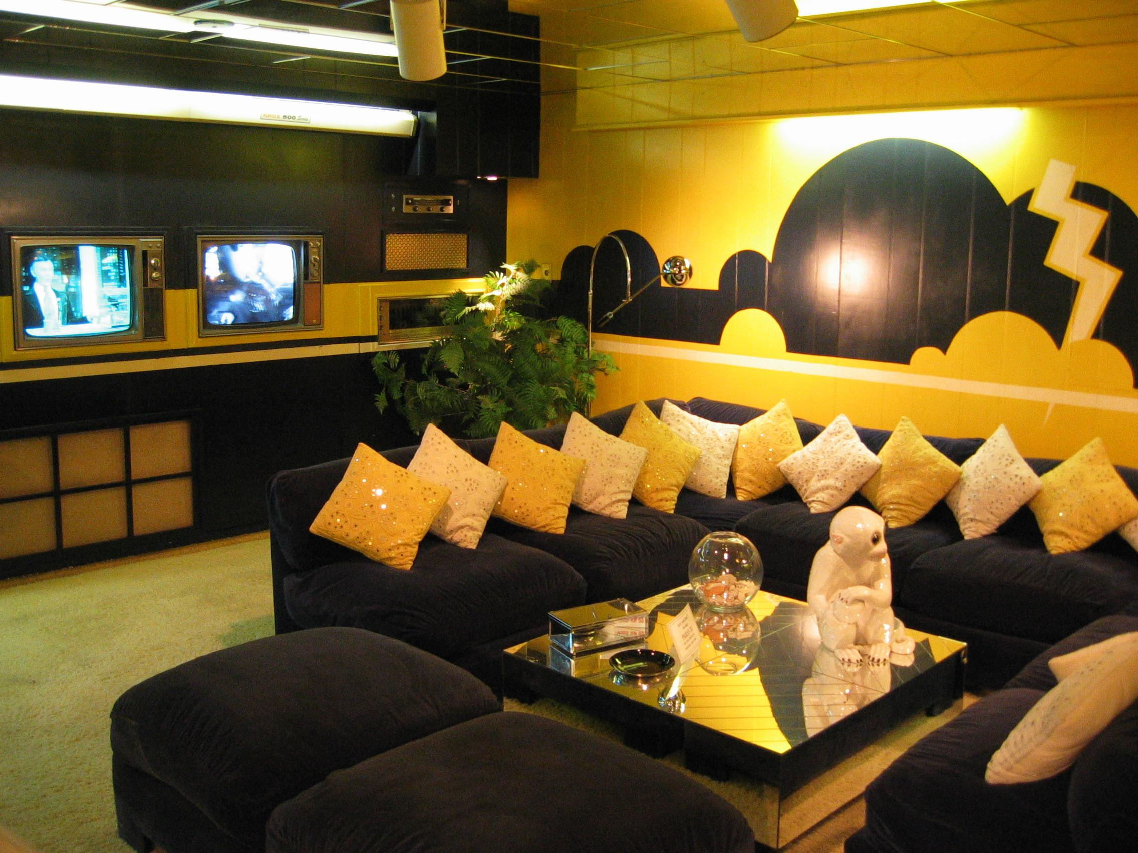 Amazing Black Yellow Living Room Ideas Decoratorist 73743