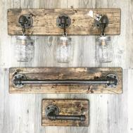Amazing Diy Rustic Chandelier Handmade Industrial