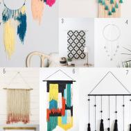 Amazing Diy Wall Hangings Tell Love Party