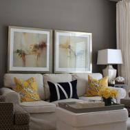 Amazing Gray Sofa Living Room Ideas Yellow Cotton 4390