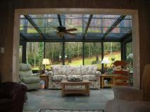 Amazing Landscape Sun Room Desaign Beautifull
