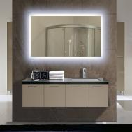 Amazing Lighted Wall Mirror Vanity Doherty House Fabulous
