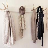 Amazing Natural Coat Rack Decosee