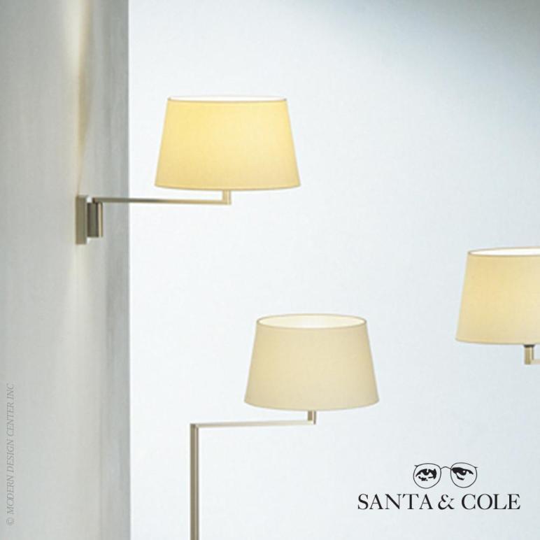 Americana Wall Lamp Santa Cole Metropolitandecor