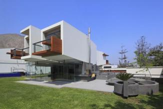 Ancestral Contemporary Architecture Like Volumes