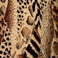 Animal Print Texture Home Design