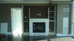 Another Fireplace Makeover Thanks Small Space Style
