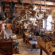 Antique Shop Vintage Design Interior Room