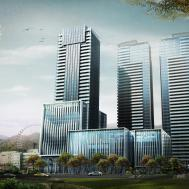 Apartment Taipei Loft Overlooking Hotels