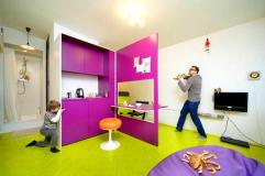 Apartments Pleasant Kids Video Game Room Ideas All One