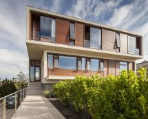 Architecture Modern Home Entrance Design