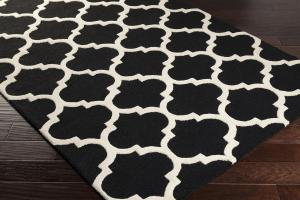 Area Rug Black White Roselawnlutheran