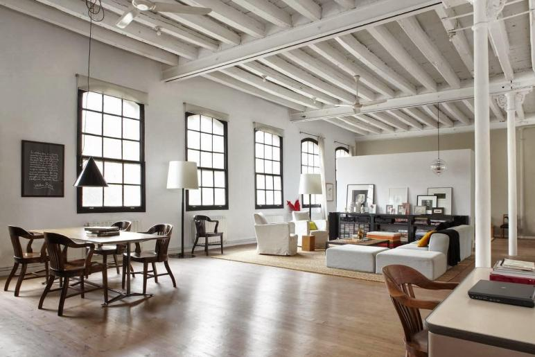 Arredando Style Old Factory Gets New Life Bright