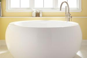 Arturi Round Acrylic Soaking Tub
