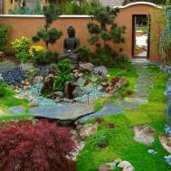 Asian Garden Decorating Ideas Decoration