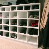 Astounding Shoe Organizer Closet Roselawnlutheran
