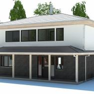 Australian House Plans Small Plan Ch187