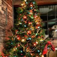 custom decorated christmas tree ideas