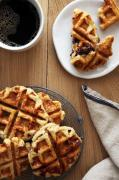 Awesome Homemade Waffles Try Weekend Instead