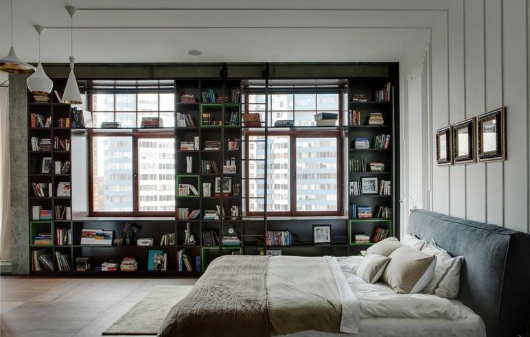 Awesome Private Library Interior Design Ideas